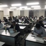 今日は、立川支部で研修会講師でした